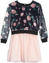 Truly Me Tutu Dress & Sweater Set (Toddler Girls, Little Girls & Big Girls)