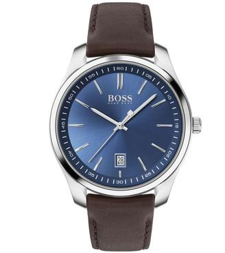 Boss Business BOSS 1513728 Circuit Watch Brown
