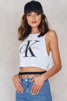Calvin Klein Tendel True Icon Logo Top