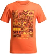 Quiksilver Free Form T-Shirt - Short Sleeve (For Big Boys)