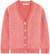 Stella McCartney V-necked wool blend cardigan