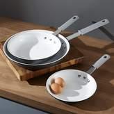 Crate & Barrel CeraStone CeraComm Ceramic Fry Pans