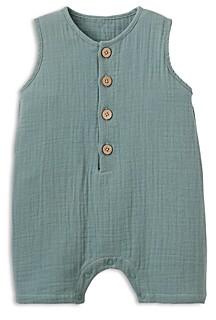 Elegant Baby Unisex Cotton Shortall - Baby