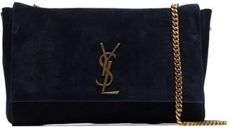 Saint Laurent Kate suede shoulder bag
