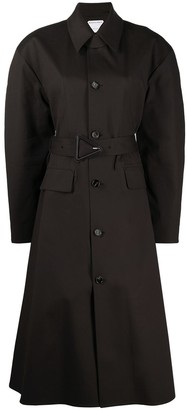 Bottega Veneta Mid-Length Coat