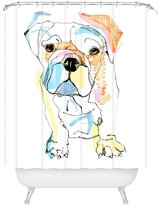 DENY Designs Casey Rogers Shower Curtain