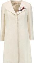 Tory Burch Cotton jacquard coat