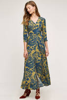 Anthropologie Mabli Maxi Dress