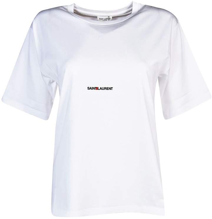 Saint Laurent Boyfriend T-Shirt