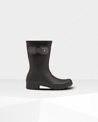 Hunter Women's Original Tour Foldable Short Wellington Boots