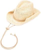 Sensi Studio - Panama Safari hat - women - Straw - S