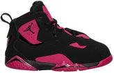 Nike Girls' Toddler Jordan True Flight Basketball Shoes