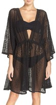 Hinge Women's Lace Beach Cover Up