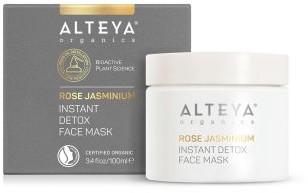 Alteya Organics Instant Detox Face Mask Rose Jasminium 100ml