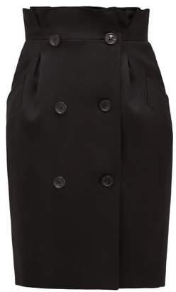 Max Mara Fenice Skirt - Womens - Black