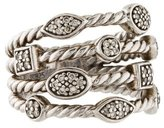 David Yurman Diamond Confetti Ring