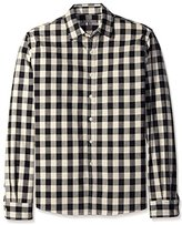 Threads 4 Thought Men's Buffalo Check Woven Shirt