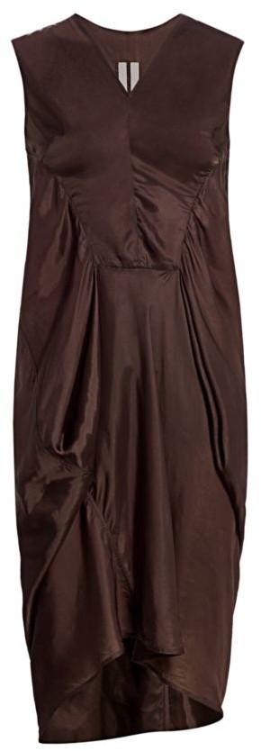 Rick Owens Release Shift Dress