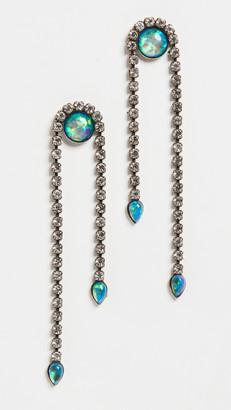Lionette by Noa Sade Corin Double Dangle Earrings