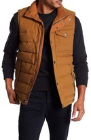 Timberland Mount Davis Waxed Down Vest
