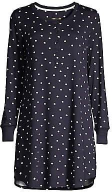 Kate Spade Women's Polka Dot Sleepshirt