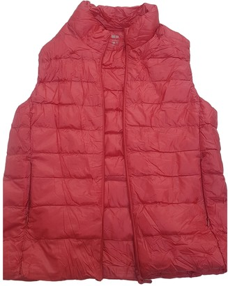 Uniqlo Pink Jacket for Women