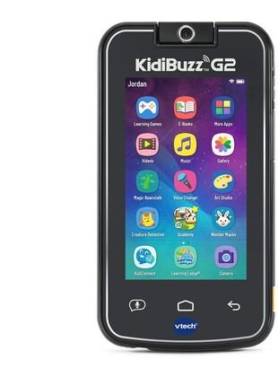 Vtech KidiBuzz G2 Smart Device - Black
