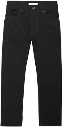 BURBERRY KIDS Stretch denim skinny jeans
