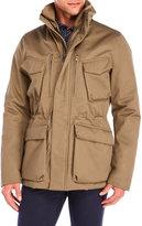 Ganesh Mock Neck Jacket