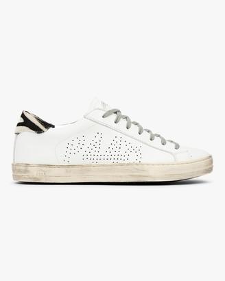 P448 John Zebra Sneaker