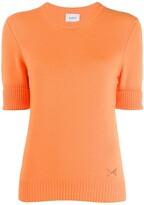 Barrie round neck cashmere jumper