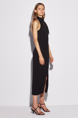 C/Meo CHAPTER ONE DRESS black