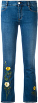 Stella McCartney Nashville skinny kick jeans - women - Cotton/Spandex/Elastane - 30