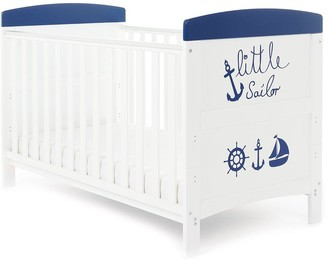O Baby Grace Inspire Cot Bed -Little Sailor