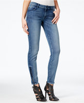 GUESS Blue Black Wash Skinny Jeans