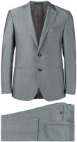 Caruso formal suit - men - Silk/Mohair/Wool/Cupro - 48