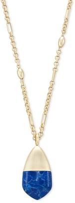 Kendra Scott Frieda Long Pendant Necklace