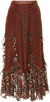 Anna Sui Dandelion Melody Skirt