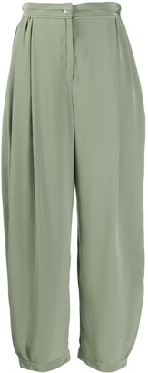 Lemaire Pleated Balloon Leg Trousers