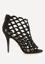 Bebe Deanaa Cutout Sandals