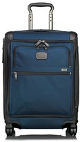 Tumi Men's Alpha 2 22-Inch Continental Carry-On - Blue