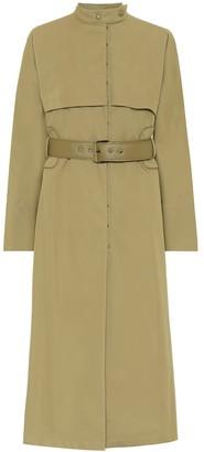 Salvatore Ferragamo Cotton coat