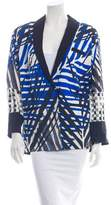 Giada Forte Printed Jacket w/ Tags