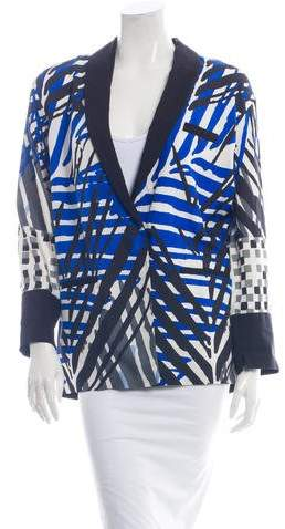 Giada Forte Printed Jacket w/ Tags