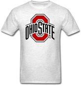 Elite Fan Shop Ohio State Buckeyes TShirt Gray Icon Shirt Gray Xxx-large
