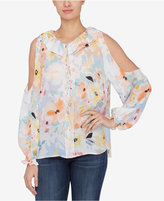 Catherine Malandrino Catherine Cold-Shoulder Top