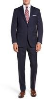 Peter Millar Men's Flynn Classic Fit Stripe Wool Suit