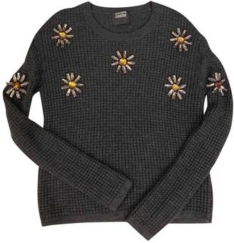 Markus Lupfer Grey Wool Knitwear for Women