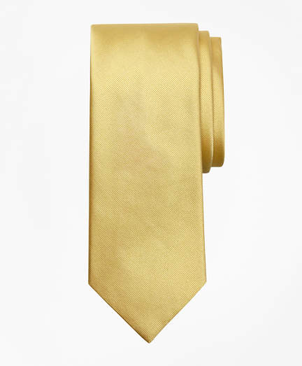 Brooks Brothers Solid Rep Tie