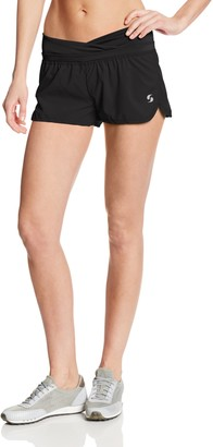 Soffe Women's Juniors Fashion Band Short